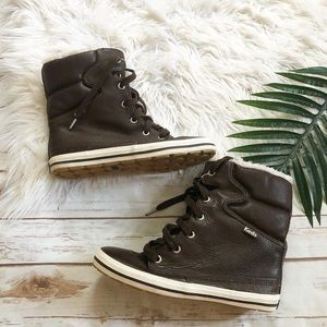 Keds sneaker boots size 8.5